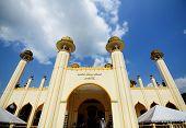 Sultan Mahmud Mosque In Kuala Lipis