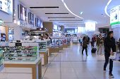 Melbourne Airport Duty free shop