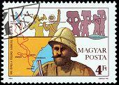 Samuel Teleki Stamp