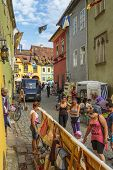 Craft Market, Sighisoara, Romania