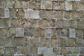 Texture of rough stonework