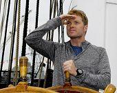 Steering A Sailing Ship