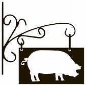 Sign Pig Farm Specialization