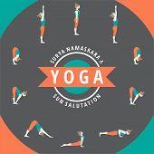 pic of salute  - Yoga poses - JPG
