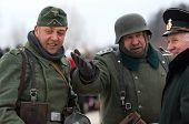 German Oficers Talk