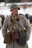 Soviet Army Soldier