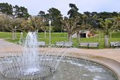 picture of fountains  - San Francisco California United States  - JPG