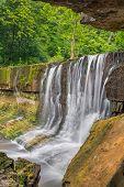 Summer At Anderson Falls