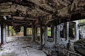 Old Ruins Interior
