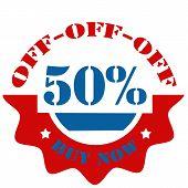 Buy Now-50% Off