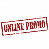 Online Promo-stamp