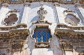 Church of St. Lorenzo. San Severo. Puglia. Italy.