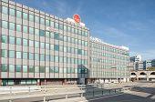 Office Buildings on the Geroldstrasse Street in Zurich