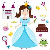 Princess And Princess Items