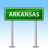 Arkansas Green Sign