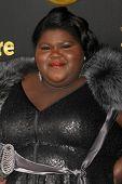 LOS ANGELES - JAN 6:  Gabourey Sidibe at the FOX TV