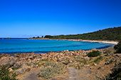 Coastline near Sugarloaf Rock, Western Australia