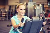 image of exercise bike  - sport - JPG