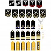 Insignia of the U.S. Navy
