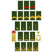 Netherlands Army insignia