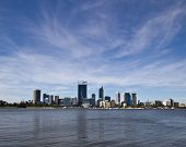 image of south-western  - Perth City from South Perth - JPG