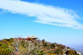 the Fragrant Hill in autumn