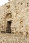 Zion Gate .