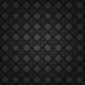 stock photo of diagonal lines  - Geometric fine abstract vector pattern with black diagonal lines - JPG