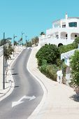 pic of porter  - Within the beautiful streets of Cala en Porter - JPG