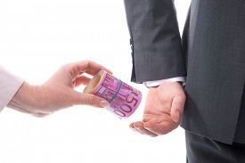 stock photo of corruption  - Concept  - JPG