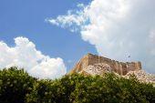 Acropolis In Athens - Greece