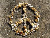 Felsen für den Frieden
