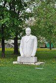 Monument to Brezhnev