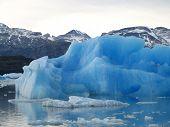 Lago de iceberg, Argentina