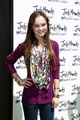 LOS ANGELES - JUN 4:  Madeline Carroll arriving at 'Judy Moody And The NOT Bummer Summer' Premiere a
