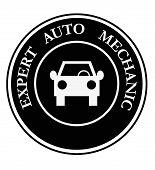Auto Repair Symbol