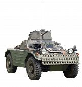 Daimler Ferret Scout Armoured Car