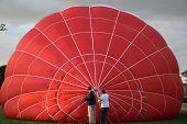 Hot Air Balloon Crew