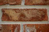 Rough Red Brick