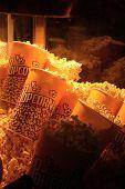 Fresh Buttered Popcorn