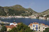 Kastelorizo harbour