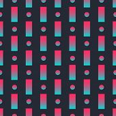 Modern Abstract Background Geometric Shapes, Great Design For Any Purposes. Geometric Pattern. Conce poster
