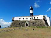 Lighthouse Barra, Salvador, Bahia, Brazil