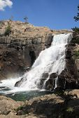 Tuolumne Falls Waterfall
