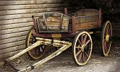 Wooden Wagon