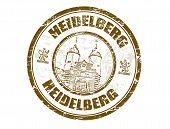 Heidelberg-Stamp