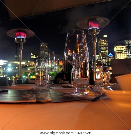 poster of Sophisticated City Dining