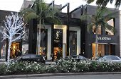 Rodeo Drive in Beverly Hills, Kalifornien