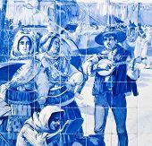 Portuguese Tiles (azulejos)