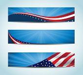 amerikanische banner